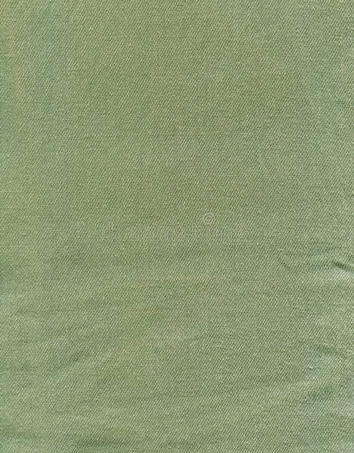 Tessuto verde fotografie stock libere da diritti