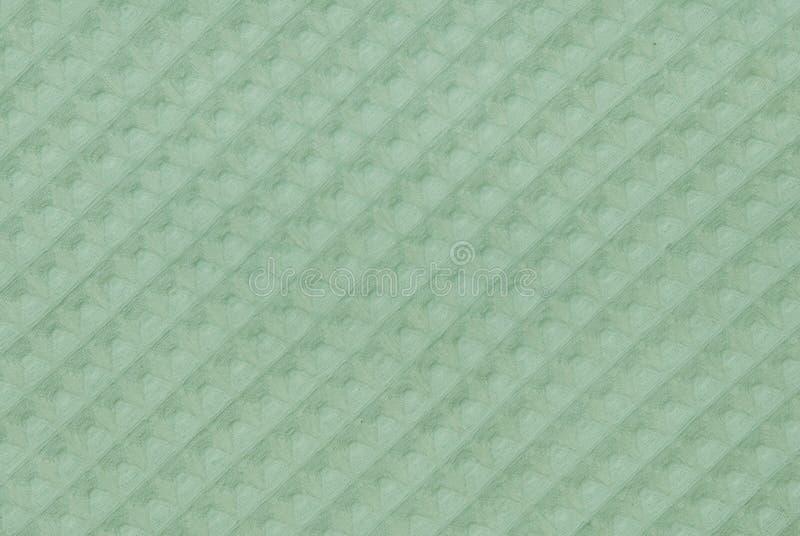 tessuto verde di sollievo immagine stock