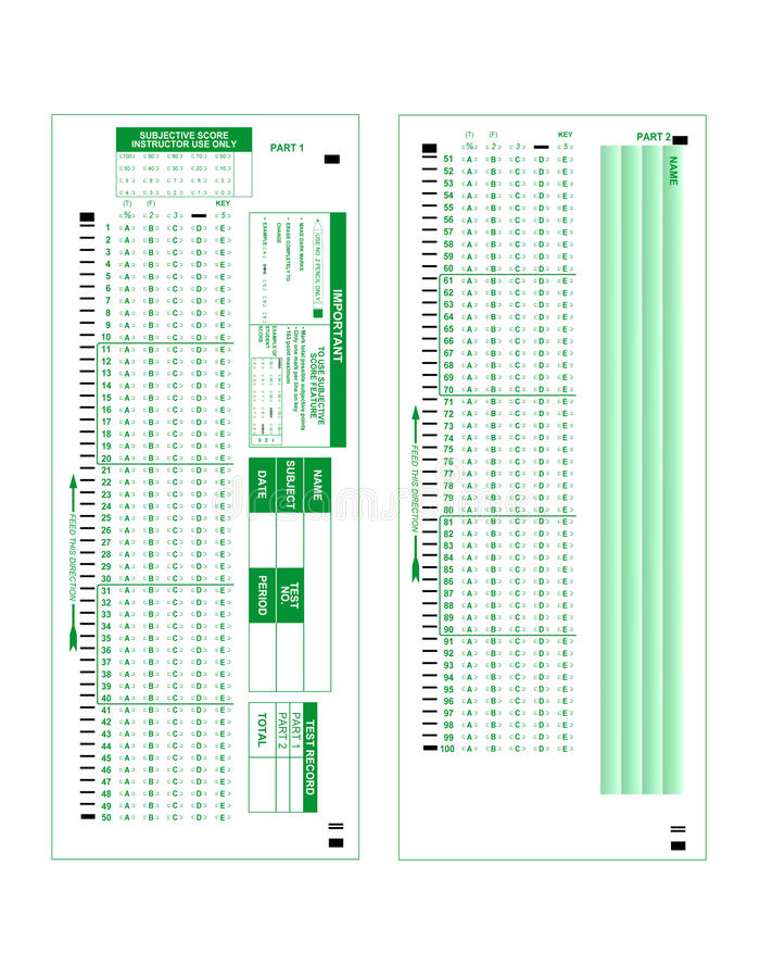 Test form