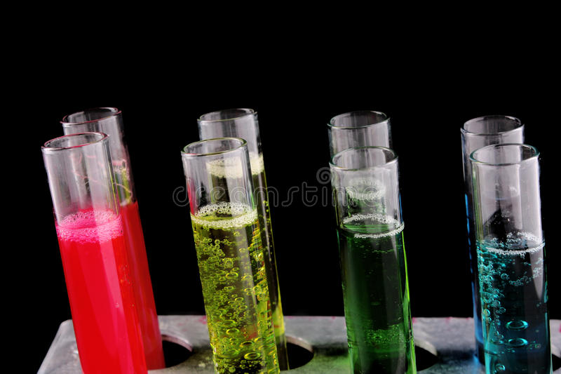 Download Test tubes stock photo. Image of laboratory, health, blue - 18474802