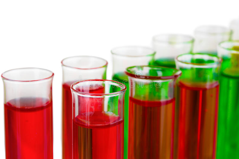 Download Test-tubes stock photo. Image of many, laboratory, flask - 21185252