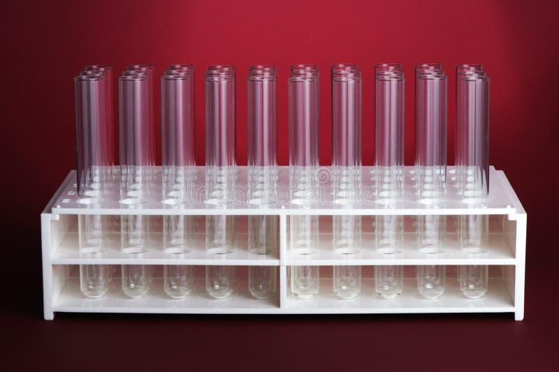 Test tubes royalty free stock photos