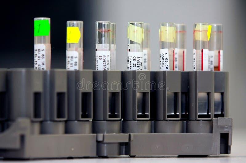 Test tubes stock photos