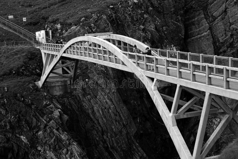 Testa di Mizen, Irlanda fotografia stock libera da diritti