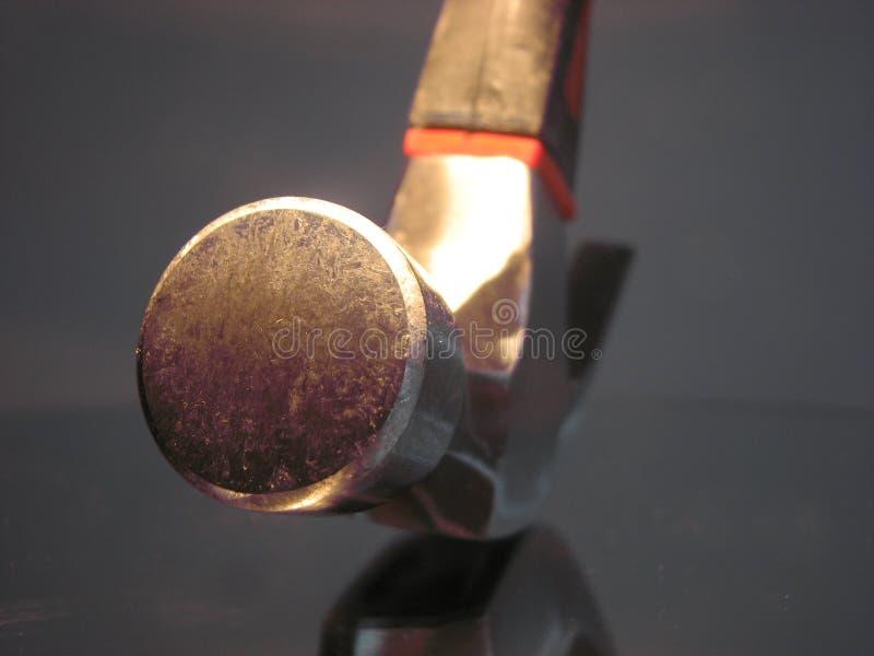 Download Testa di un martello immagine stock. Immagine di strumento - 3129457