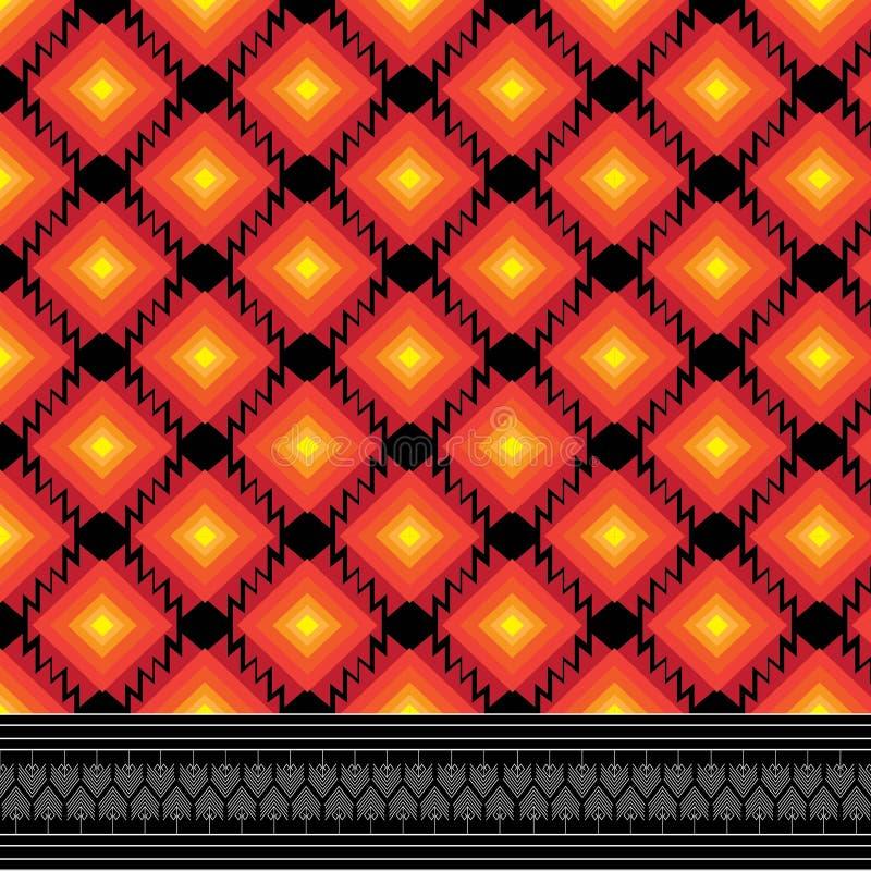 Download Teste Padrão étnico Geométrico Ilustração Stock - Ilustração de detalhe, arte: 65581324