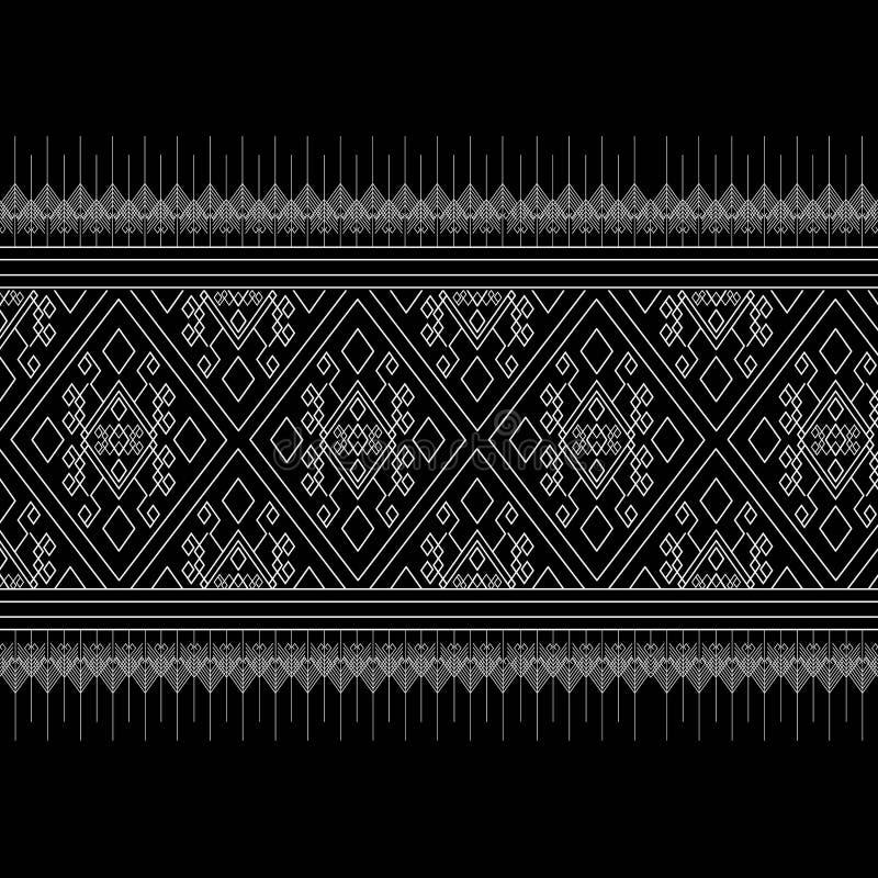 Download Teste Padrão étnico Geométrico Ilustração Stock - Ilustração de ceramics, arquitetura: 65581443