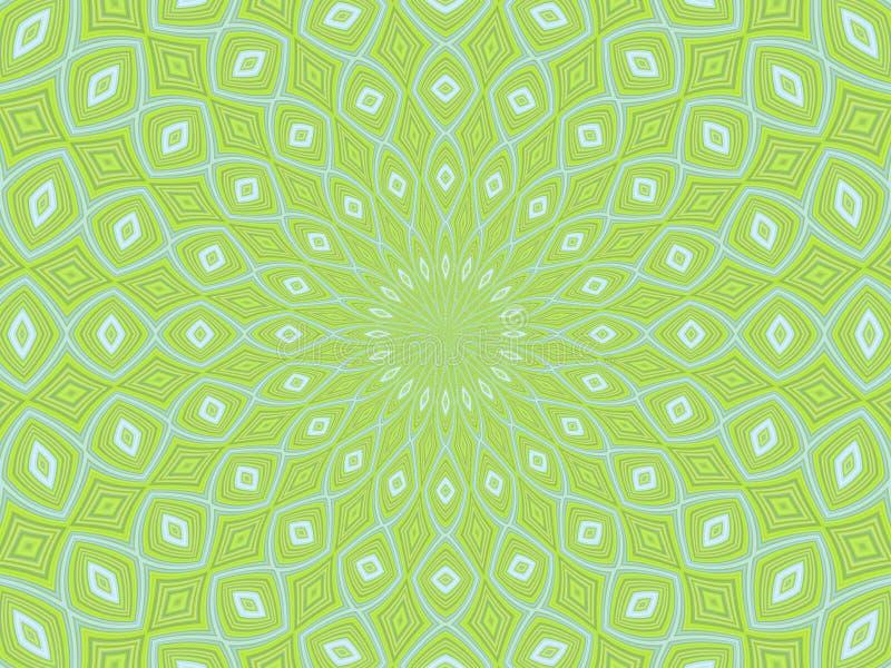 teste padrão abstrato ilustração royalty free