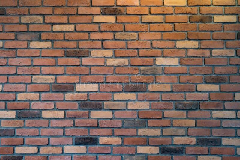 Teste padrão abstrato da parede de tijolo imagem de stock