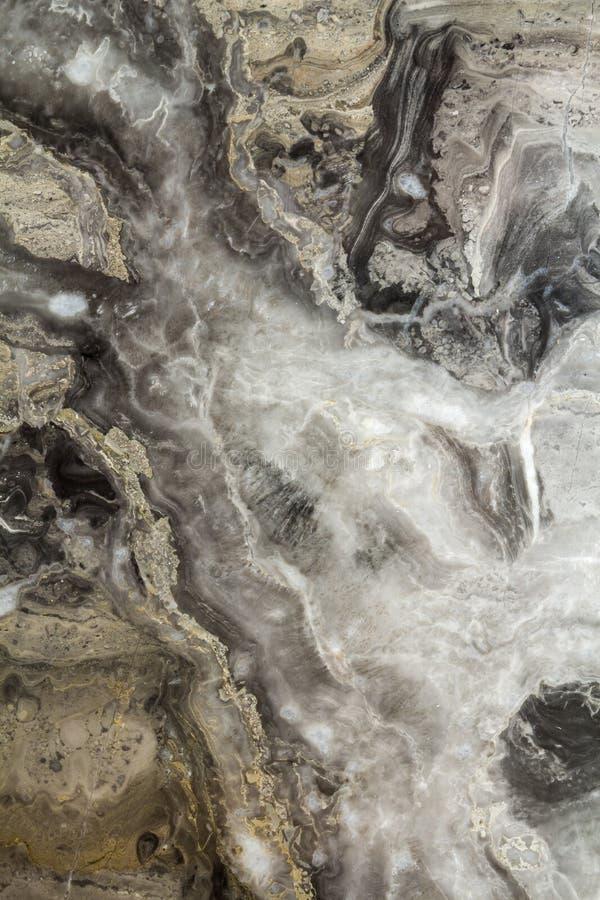 Teste padrão abstrato de mármore preto do fundo com alta resolução Fundo do vintage ou do grunge da textura velha de pedra natura fotos de stock