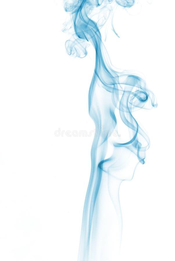 Teste padrão abstrato do fumo fotografia de stock royalty free