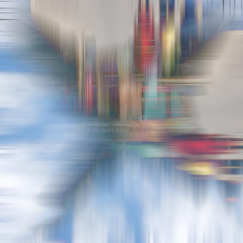 Teste padrão abstrato do fundo fotografia de stock royalty free