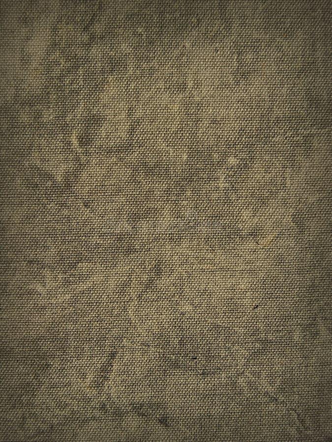 Teste padrão abstrato do grunge da lona fotos de stock