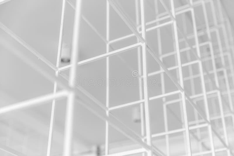 Teste padrão branco do sumário da estrutura para o fundo imagem de stock royalty free