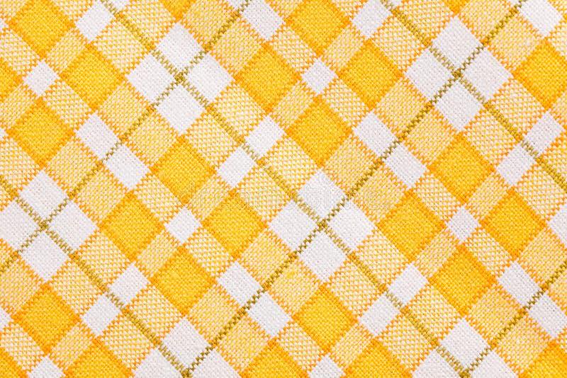 Teste padrão Checkered foto de stock