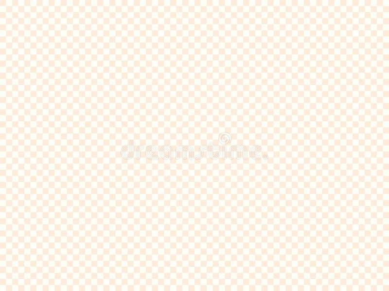 Teste padrão checkered do vetor Fundo do vintage Papel de parede geométrico ilustração stock