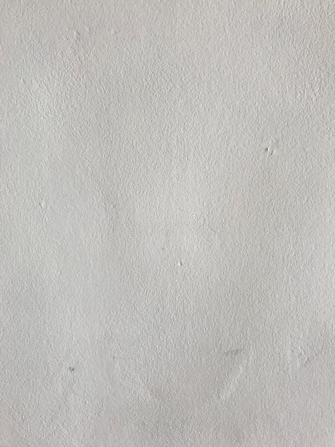 Teste padrão cinzento branco da textura da pintura da cor no fundo asiático da superfície da parede da casa do cimento Contexto d foto de stock
