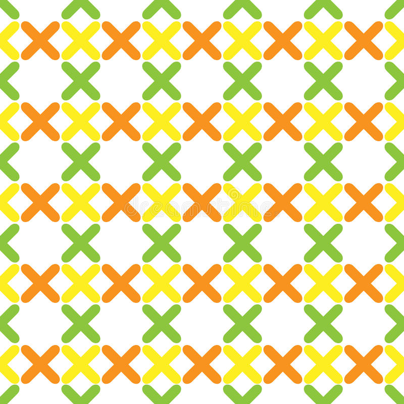 Teste padrão 02 da cor foto de stock