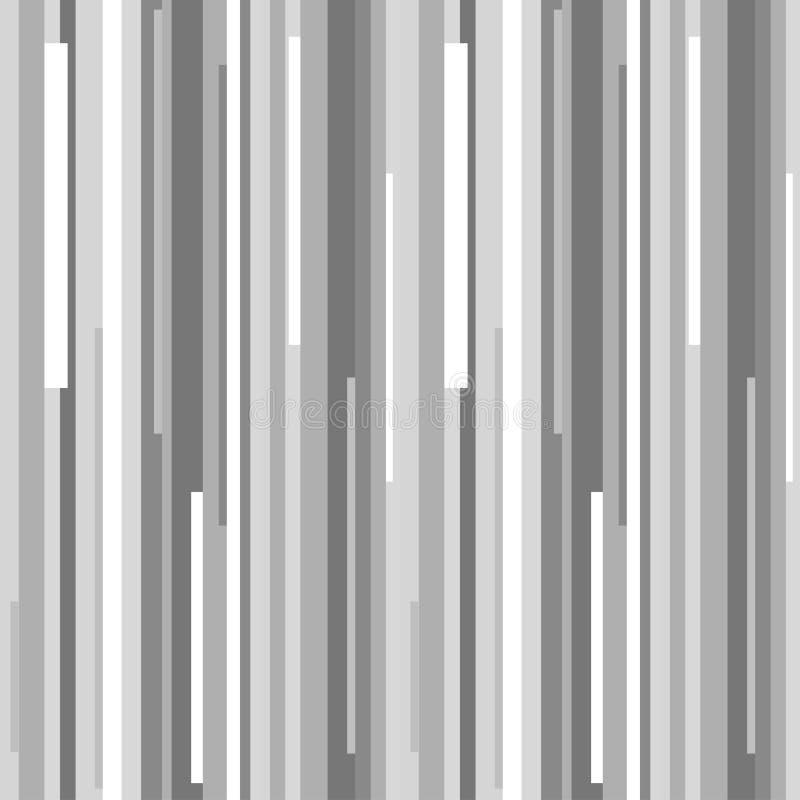 Teste padrão da listra Fundo linear Textura abstrata sem emenda com muitas linhas Papel de parede geométrico com listras Cópia pa ilustração royalty free