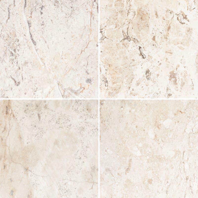 Teste padrão da textura de mármore imagens de stock