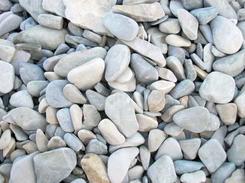 Teste padrão das pedras foto de stock