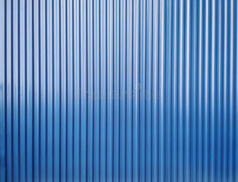 Teste padrão de aço azul imagem de stock royalty free