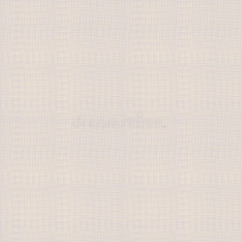 Teste padrão de linho sem emenda da tela do vetor, molde do fundo, ilustração de Tuxture de matéria têxtil, papel de parede ilustração stock