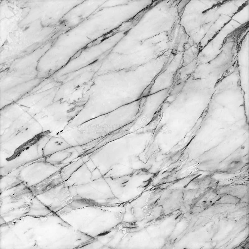 Teste padrão de mármore branco do fundo da textura com alta resolução ilustração do vetor