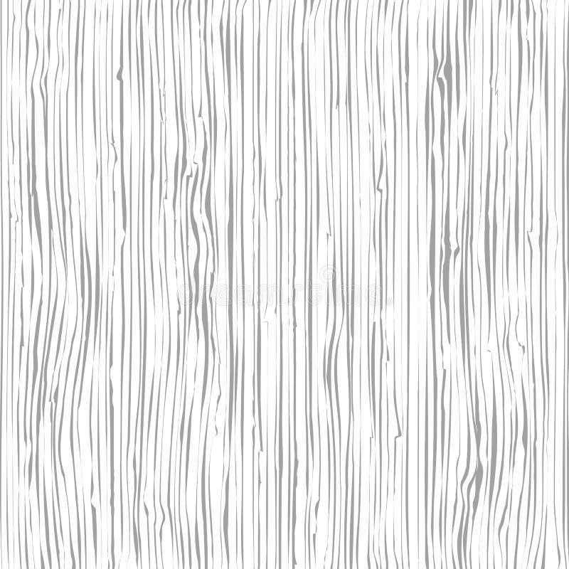 Teste padrão de madeira da grão Textura de madeira E ilustração royalty free