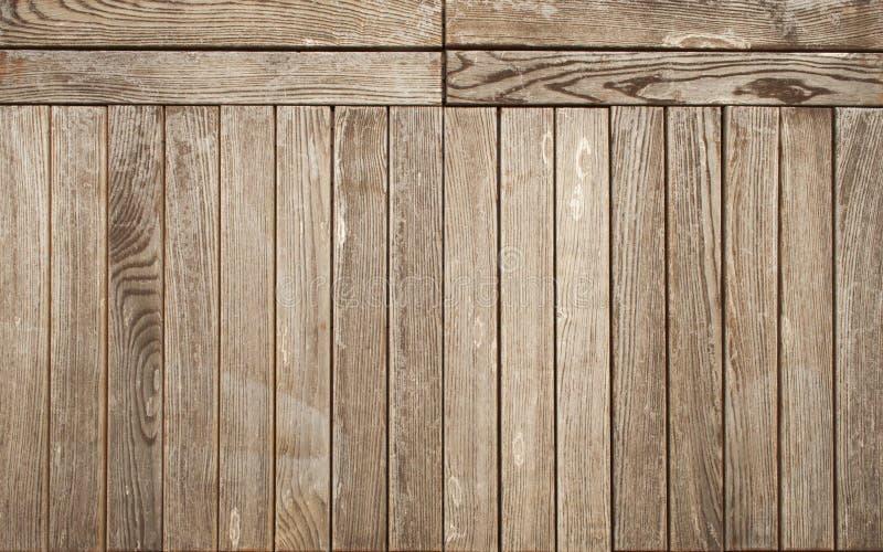 Teste padrão de madeira das pranchas imagens de stock