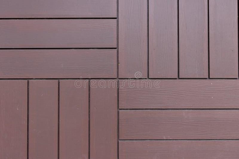Teste padrão de madeira do efeito, fotografia de stock