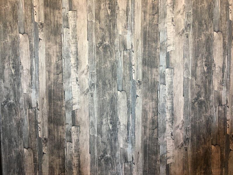 Teste padrão de madeira do sumário do papel de parede da textura do fundo fotos de stock royalty free