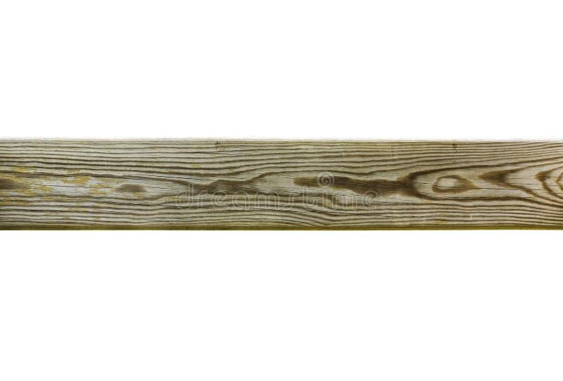 Teste padrão de madeira real do fundo da textura isolado imagens de stock royalty free