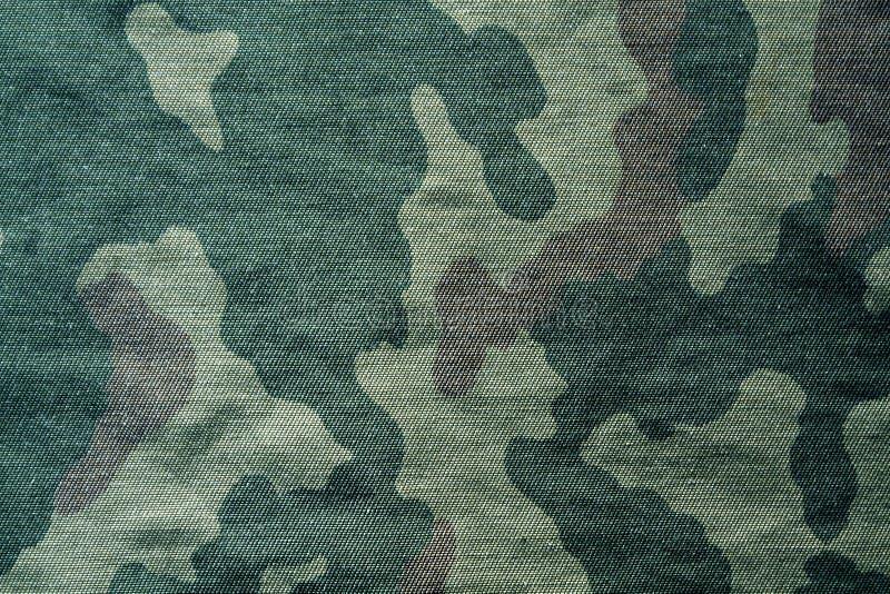 Teste padrão de pano da camuflagem de matéria têxtil ilustração do vetor