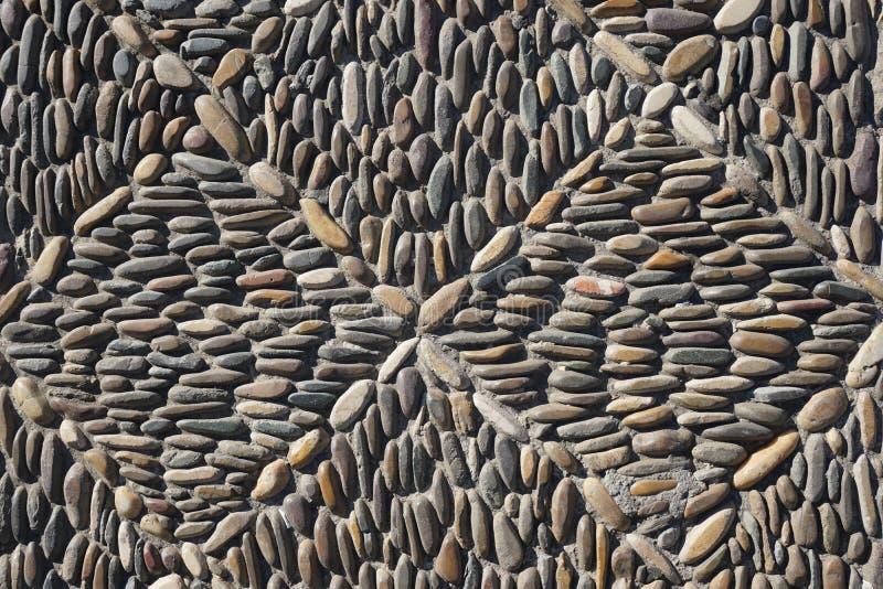 Teste padrão de pedra foto de stock