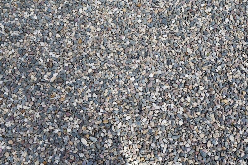 teste padrão de pedra Multi-colorido no assoalho foto de stock royalty free