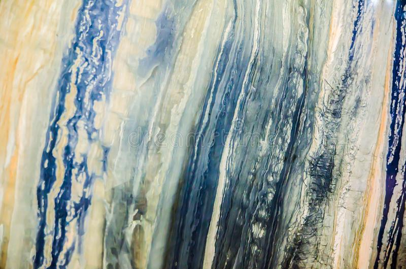 Teste padrão de pedra natural da telha do granito de Galápagos na cor abstrata, fim acima foto de stock royalty free