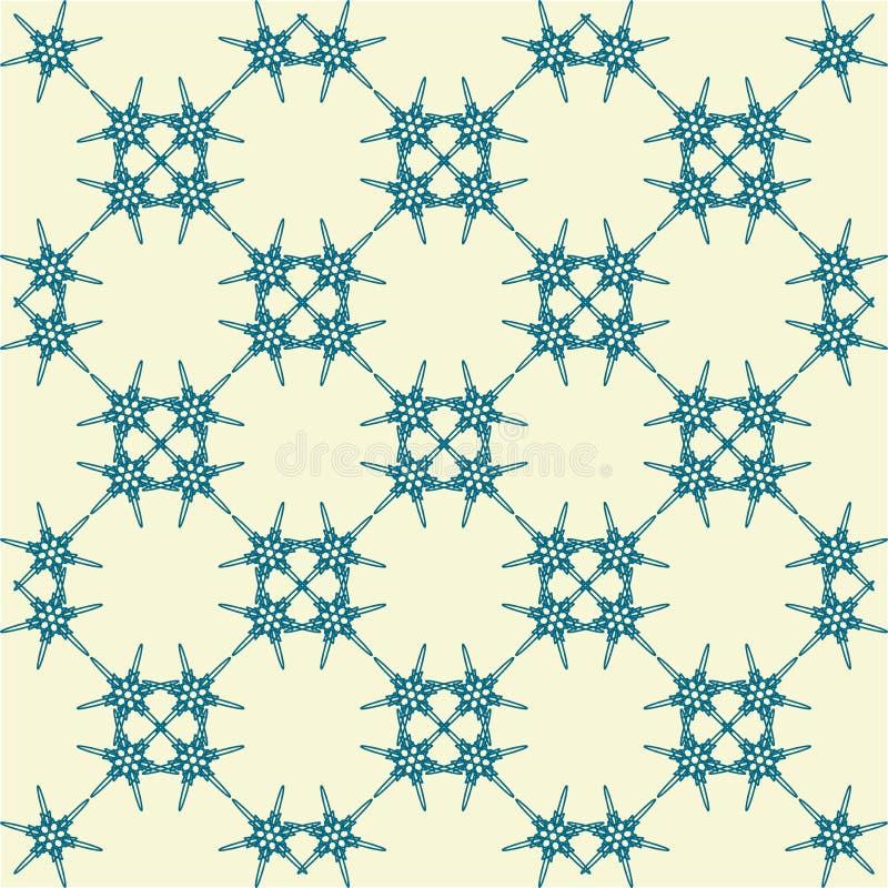 Teste padrão decorativo, delicado imagem de stock royalty free