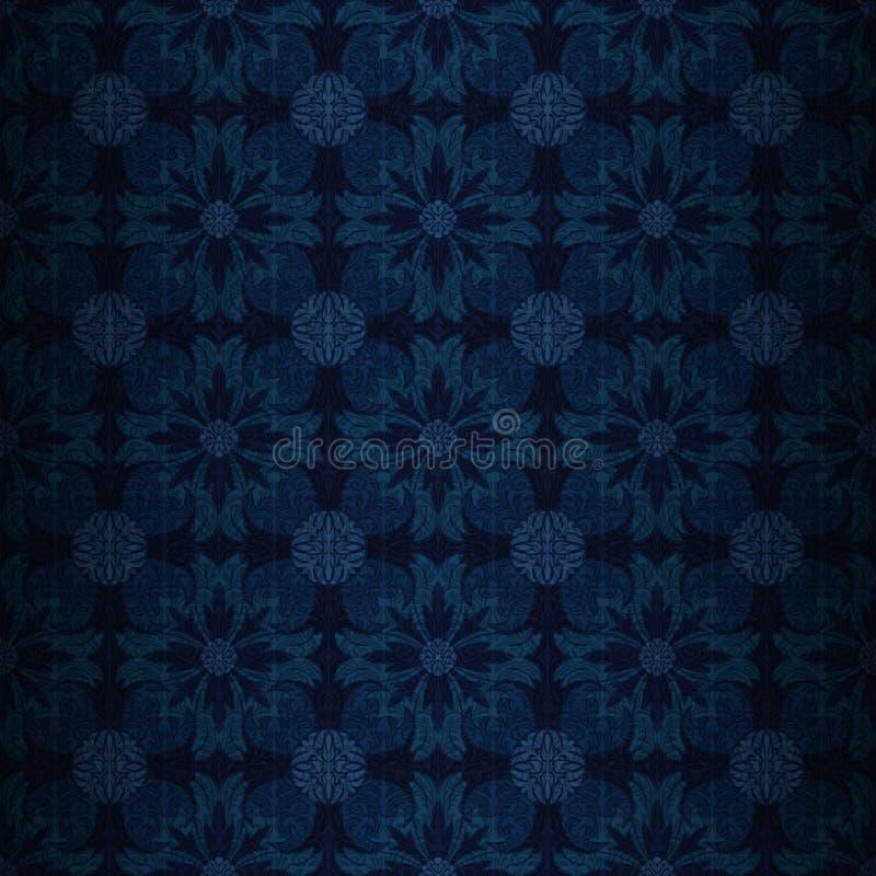 Teste padrão decorativo sem emenda imagens de stock
