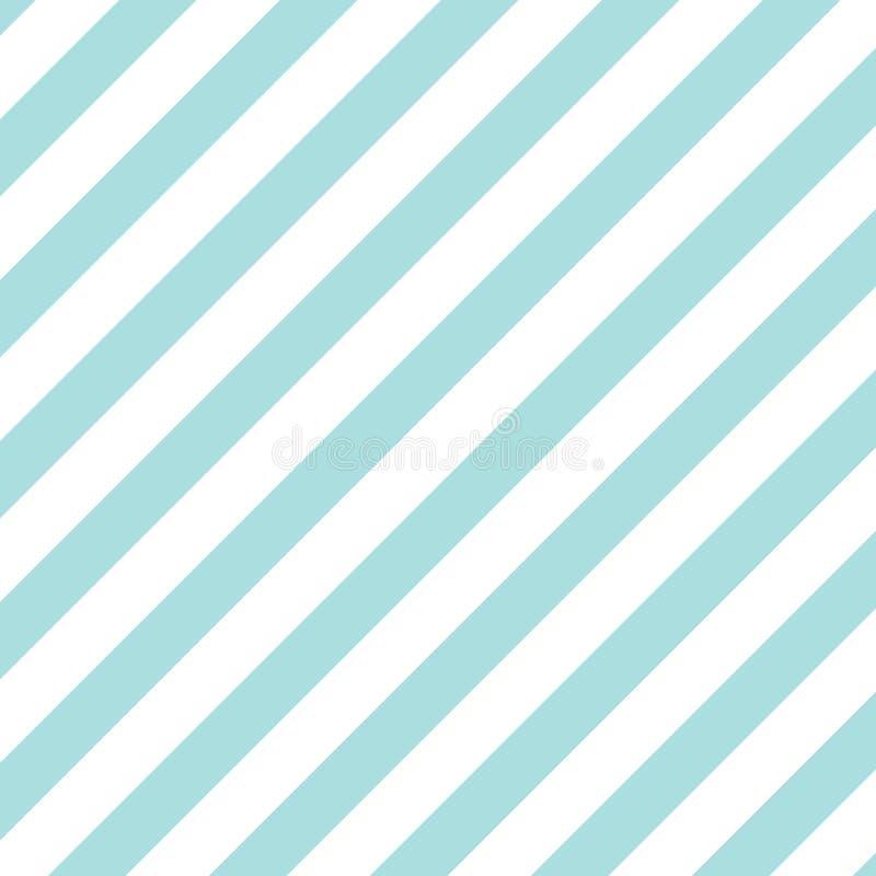 Teste padrão diagonal da listra ilustração do vetor