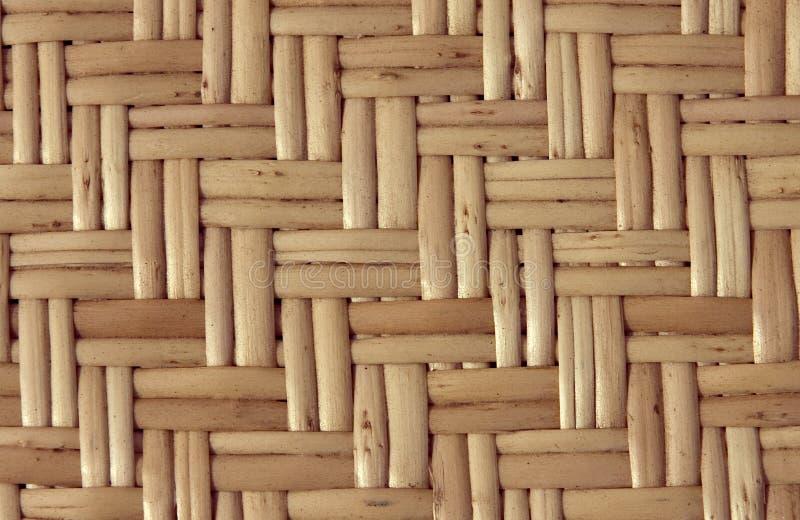 Teste padrão do Basketry imagem de stock