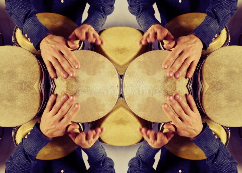 Download Teste padrão do baterista imagem de stock. Imagem de funky - 543031