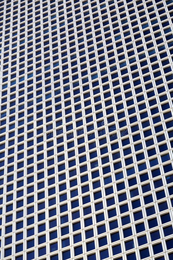 Teste padrão do detalhe da fachada da construção foto de stock