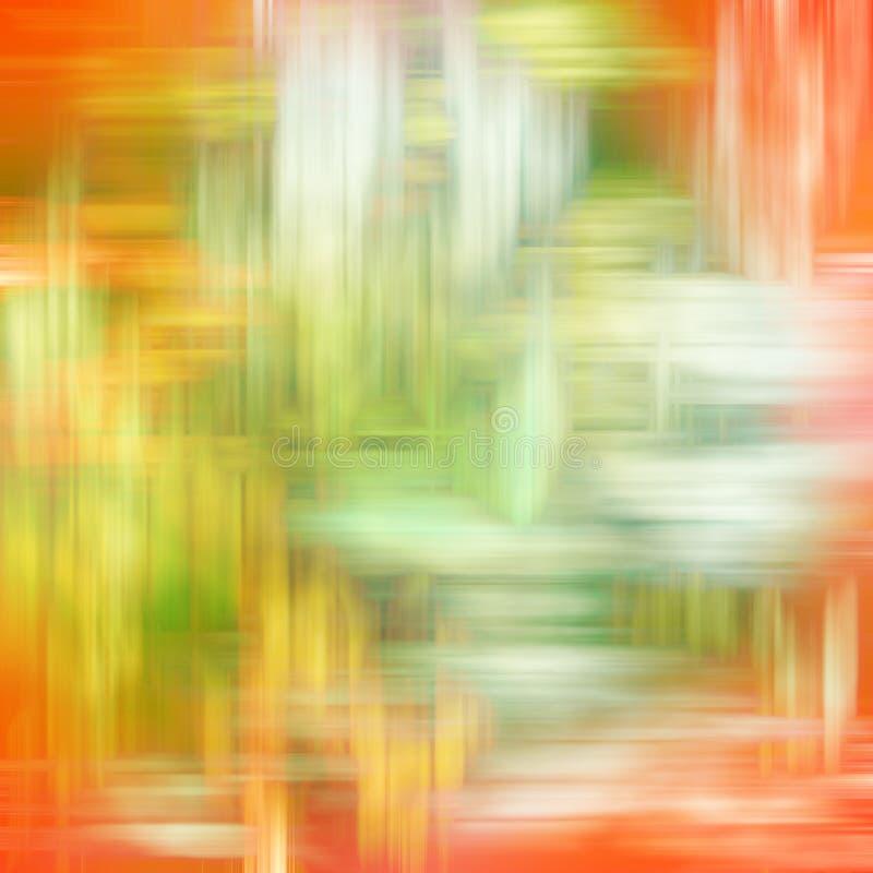 Teste padrão do fundo da cor clara de Blured fotos de stock