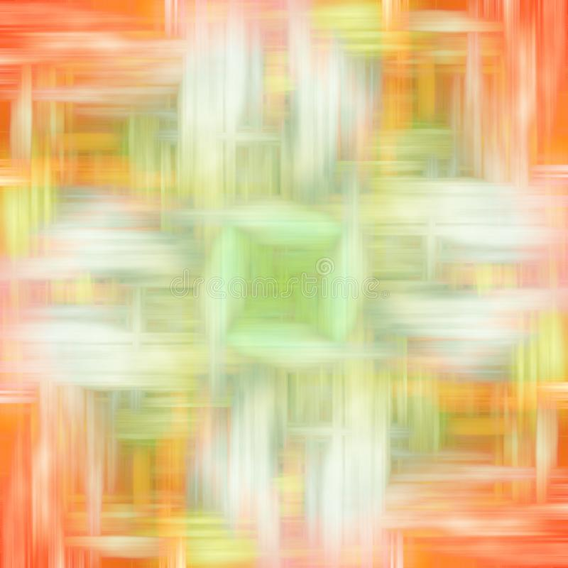 Teste padrão do fundo da cor clara de Blured fotografia de stock royalty free