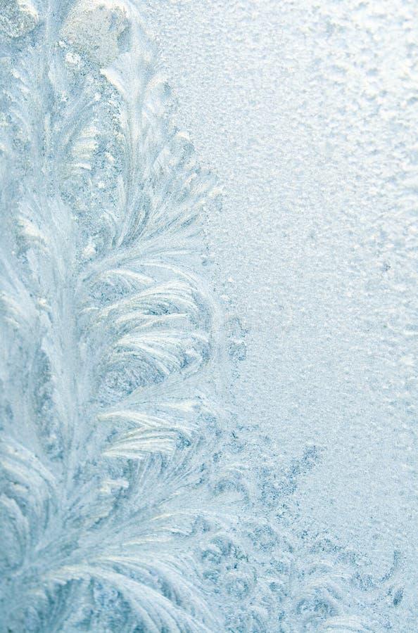 Teste padrão do gelo foto de stock royalty free