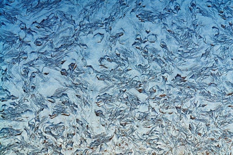 Teste padrão do inverno imagens de stock
