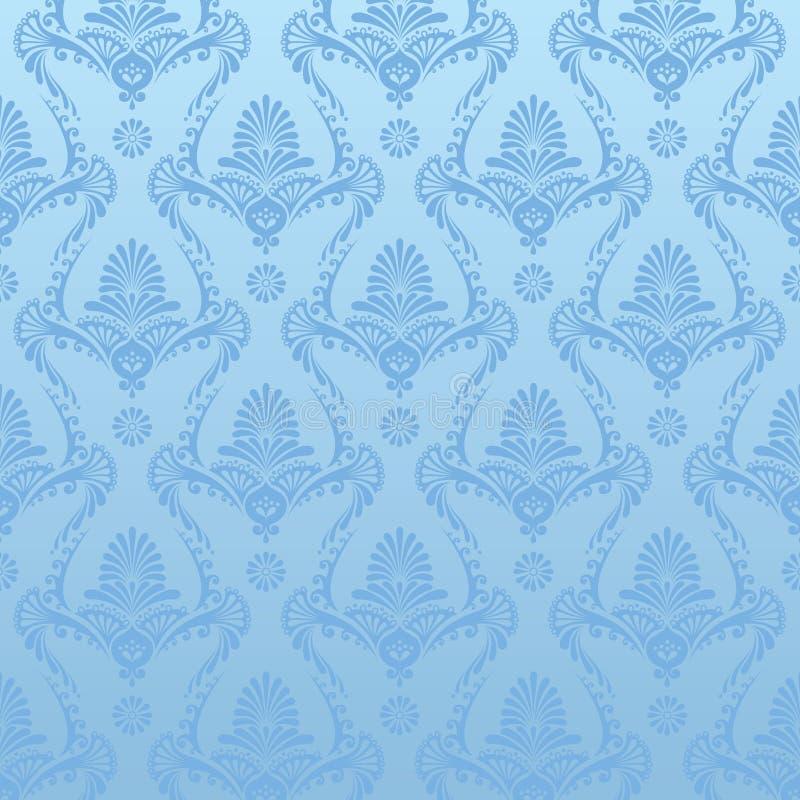 Download Teste Padrão Do Vetor No Estilo Do Vintage Ilustração do Vetor - Ilustração de textura, floresça: 10054835