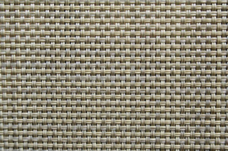 Teste padrão do weave de Brown fotos de stock royalty free