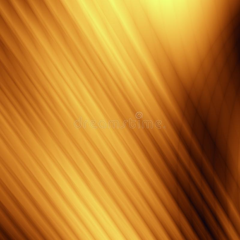 Teste padrão dourado alto dos encabeçamentos da textura da tecnologia ilustração do vetor